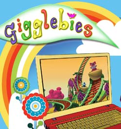 Gigglebies Learning Made Fun CD Rom Computer Games