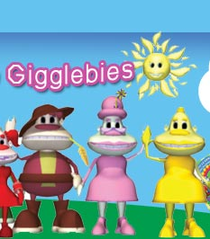 Gigglebies meet the team Childrens Educational software